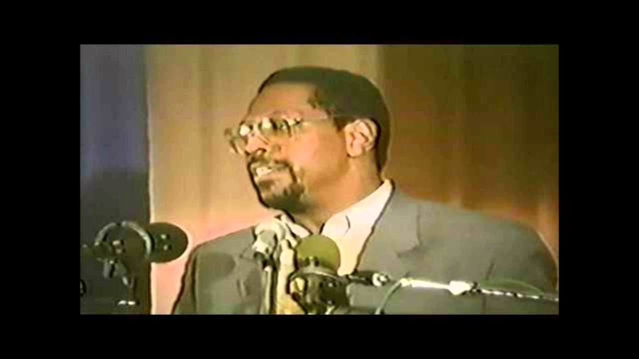 Dr Amos Wilson:Breaking down Black on black violence to a