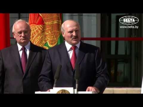 Процесс становления независимого белорусского государства должен стать необратимым - Лукашенко