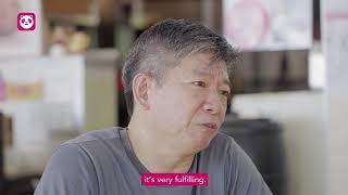 foodpanda | celebrate local heroes | Victor's Japanese Delights. screenshot 4