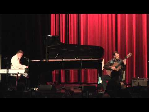 Terry Riley and Gyan Riley 2011-10-10 SF