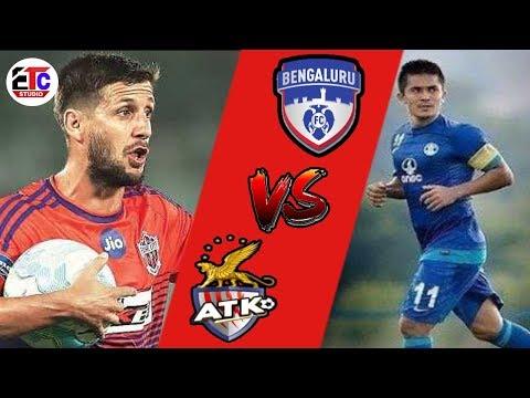 HERO ISL | Bengaluru fc vs ATK today | Bangaluru fc news 2019 | ATK news 2019 etc studio sport news
