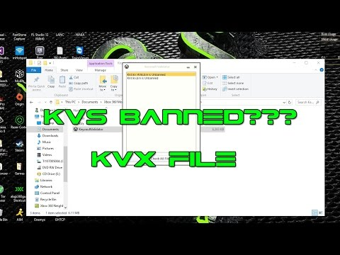 KV Banned (KVx Fix)