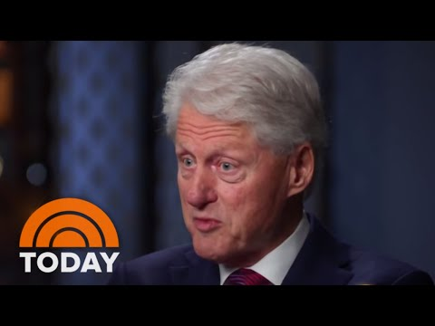 Bill Clinton Gets Testy When Asked About Monica Lewinsky In TV Interview