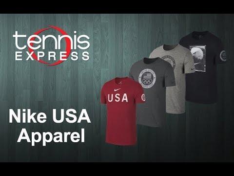 buy popular efc5b 047fe Nike USA Apparel Guide   Tennis Express