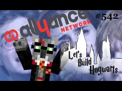 WARUM ein neues NETZWERK? WARUM allyance?! | Let's Build Hogwarts #542
