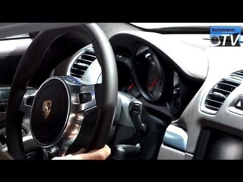 2014 Porsche Cayman S (325 hp) - First Impression (1080p FULL HD)