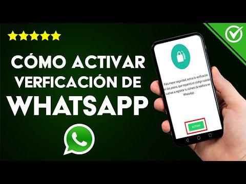 ¿Qué es la Verificación en dos Pasos de WhatsApp y Cómo Activarla?