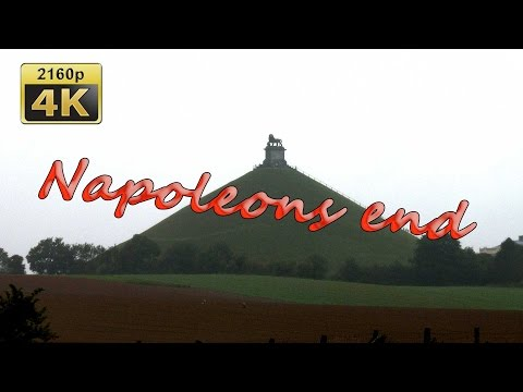 Waterloo, the war zone of Napoleon's last battle - Belgium 4K Travel Channel