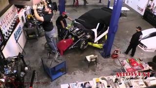 Time-lapse Of Big Chief's Crowmod Turbo Build With Lutz Race Cars