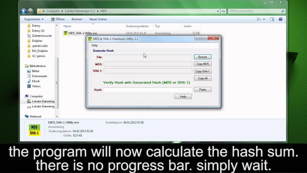 Tutorial Verify your GameCube isos