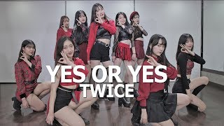 "TWICE(트와이스) ""YES or YES"" COVER"