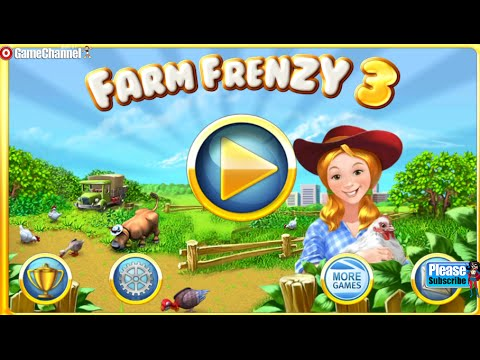 Farm Frenzy 3 Android İos Free Game GAMEPLAY VİDEO