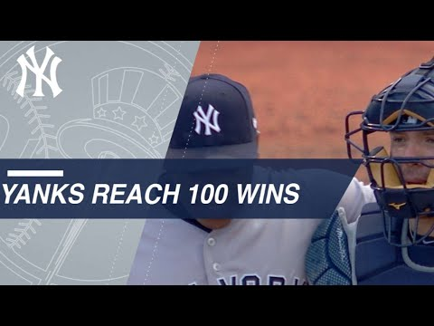 Yankees beat Red Sox, reach 100 wins for 2018