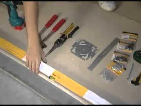 видео: Монтаж гипсокартона своими руками