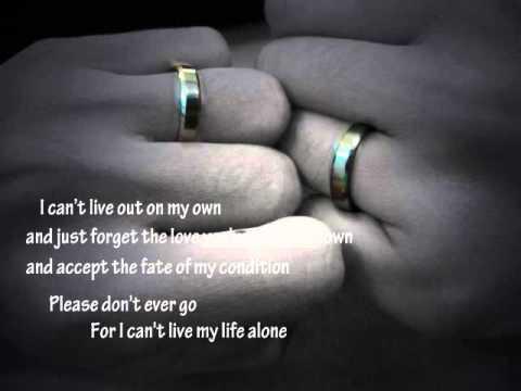 Say You'll Never Go - Erik Santos (Lyrics)