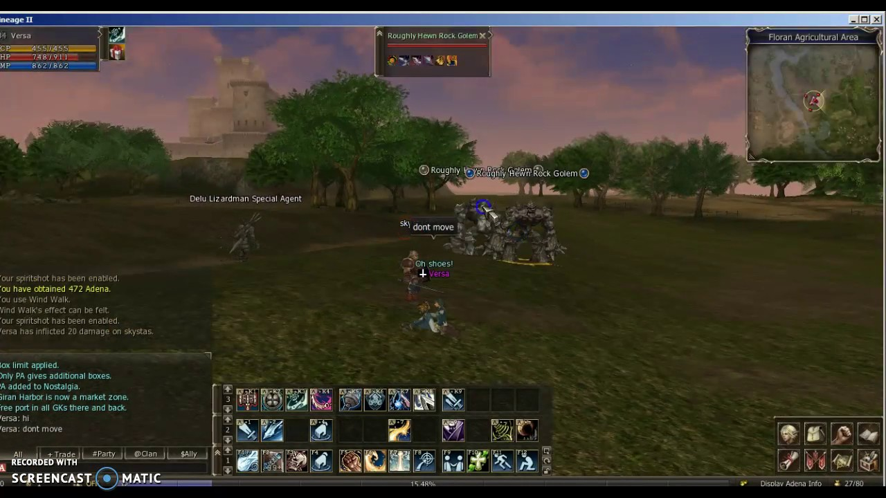 Lineage 2 Classic BOT 2