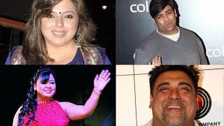 Fat & Plump Tv Actors Who Looked Beautiful | Watch Video