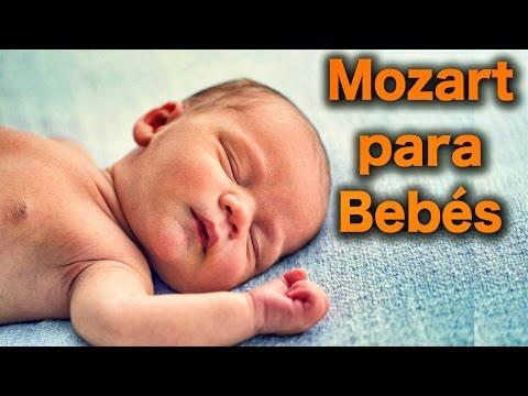 Mozart para Bebés - Música Para Dormir Profundamente -  Canción de Cuna