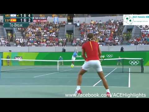 2016 Rio Summer Olympic Highlights by ACE