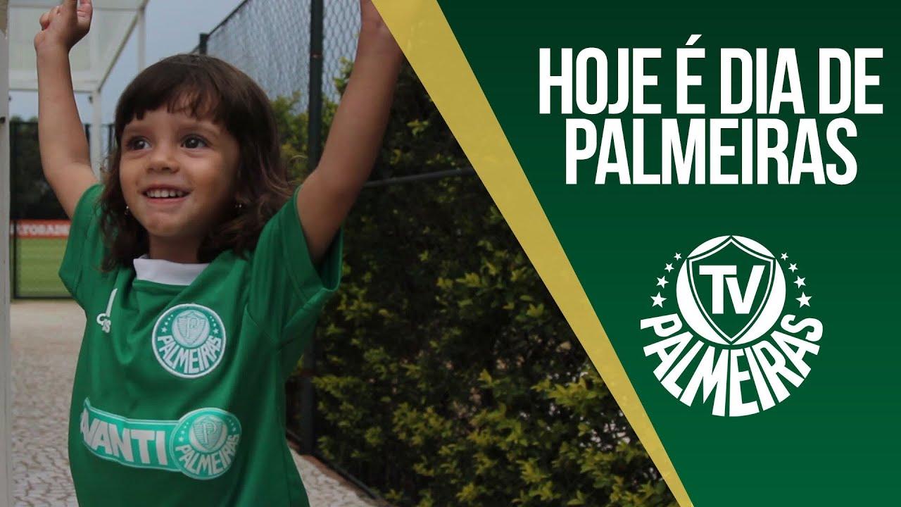 Hoje U00e9 Dia De Palmeiras YouTube