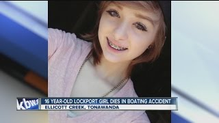 16-year-old girl on boat killed after hitting head on bridge