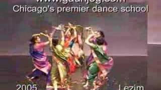 Lezim - Indian Folk Dance