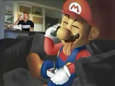 Mario WAZZAP!