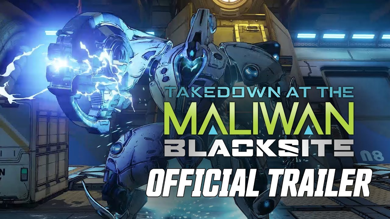 Download Borderlands 3 - Takedown at the Maliwan Blacksite Official Trailer