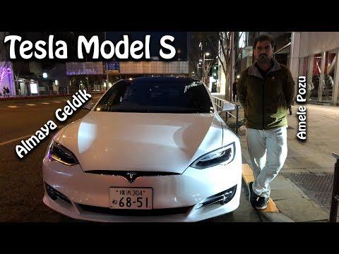 Tesla Almaya Gittik | Japonic