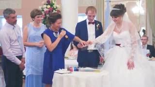 Эбру на свадьбе.  Очень красиво и романтично!!!