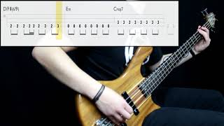 The Cranberries - Zombie (Bass Only) (Play Along Tabs In Video)
