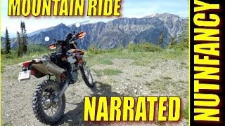 TNP Motorcycling: Bear Attack Area (Narrated)