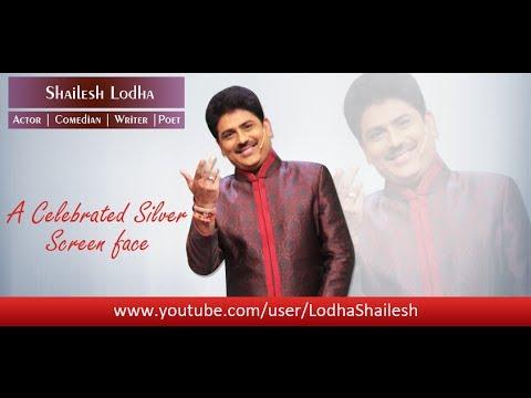Virat Hasya Kavi Sammelan (Part-4) - Shailesh Lodha