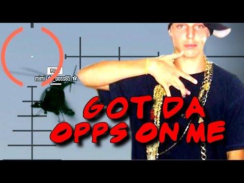Cyber Thug Exposes Mom For Pepperoni Nipz (GTA 5 Online)