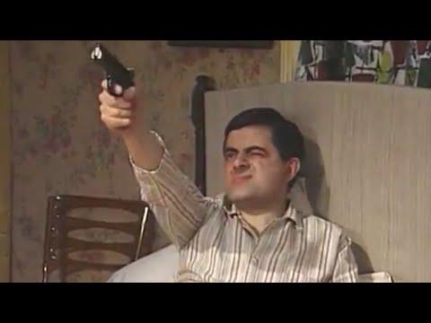 Dangerous Bean   Clip Compilation   Mr. Bean Official