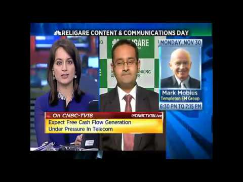 Religare Capital Markets On I.T., Telecom And Media -Nov 27