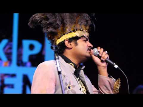 King Khan & The Shrines - Shivers Down My Spine (Live on KEXP)