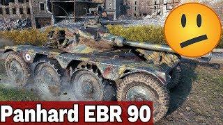 JA TYM GRAĆ NIE UMIEM - Panhard EBR 90 - World of Tanks