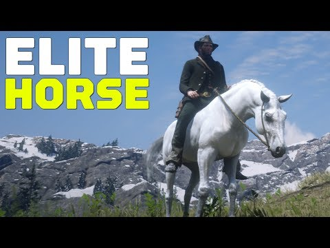 Red Dead Redemption 2: How to Find and Tame an Elite Arabian Horse
