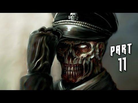 Wolfenstein The Old Blood Walkthrough Gameplay Part 11