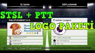Pes 2017 STSL ve PTT 1.LİG Logo KİT Yaması Yapılımı