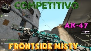 DUST2 // CS:GO COMPETİTİVE AMAZİNG KİLLS // AK-47 FRONTSİDE