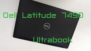 Dell Latitude 7490 review