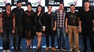 Rock On 2 Movie 2016 Special Screening | Farhan Akhtar, Shraddha Kapoor, Arjun Rampal, Prachi Desai