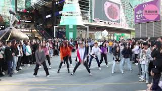随唱谁跳深圳站 KPOP Random Dance Game in ShenZhen,China