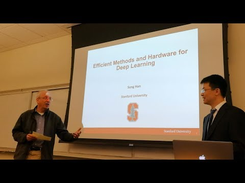Song Han's PhD Defense. June 1, 2017 @Stanford