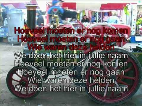 Lange Frans & Baas B  -  Zinloos ( KARAOKE ) Lyrics