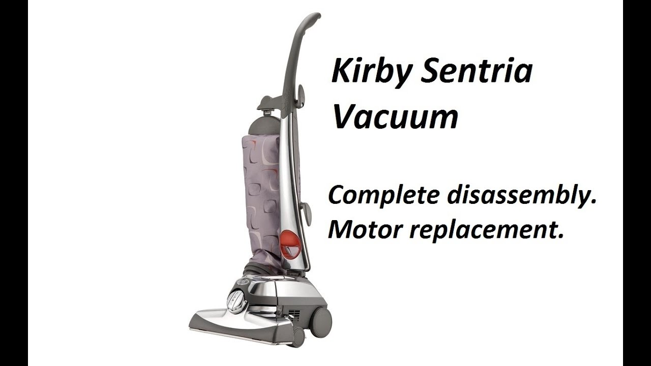 how to completely disassemble your kirby sentria vacuum cleaner [ 1280 x 720 Pixel ]