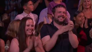 Courtney Hadwin  British Schoolgirl With SHOCKING Talent WOWS!   America's Got Talent 2018