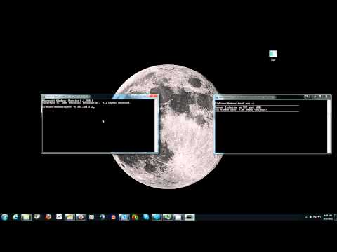 How To Use Iperf In Windows 7